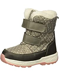 Kids Girl's Fonda Grey Cold Weather Boot Snow