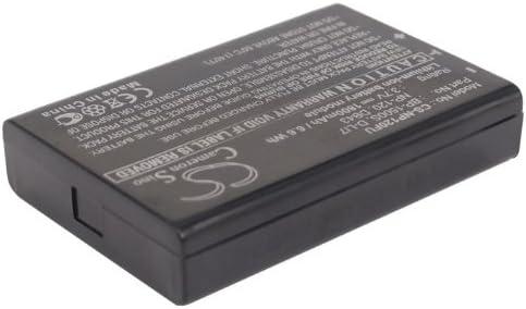 2X Battery For Toshiba PX1657 Camileo H31 X100 H30 NP-120 D-Li7 DB-43 BP-1500s