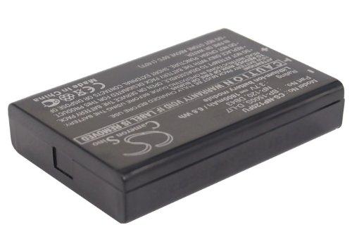 Cameron Sino Rechargeble Battery for Kyocera Contax Tvsデジタル B01B5JL4YA