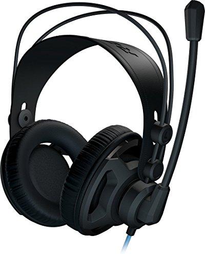 Roccat Renga Studio Grade Over-Ear Stereo Gaming Headset (Multi-Plattform-Unterstützung für PC/PS4/Mobile/Tablet) schwarz