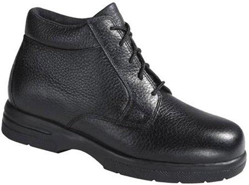 Drew Sko Mens Tucson Svart Komfort Boots 16 6e
