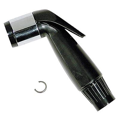 BrassCraft Sink Spray Head, Black/Chrome