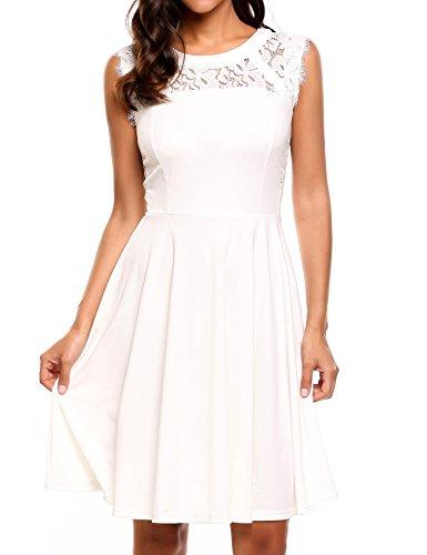 White Dress - 1