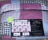 TOMMY HILFIGER Middlebury Twin Comforter Sham Set
