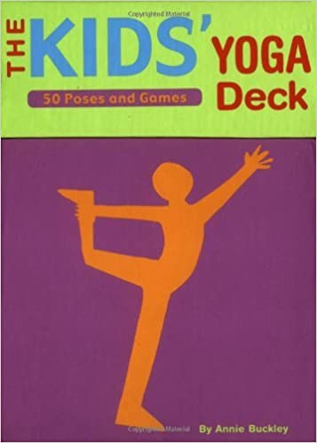 The Kids Yoga Deck: 50 Poses and Games [CD-KIDS YOGA DECK ...