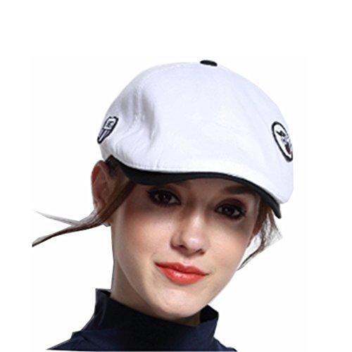 BG Lightweight Golf Cap for Women Summer Cap Sports Golf Running Tennis Hat Golf Bere Caps by BG (Image #9)
