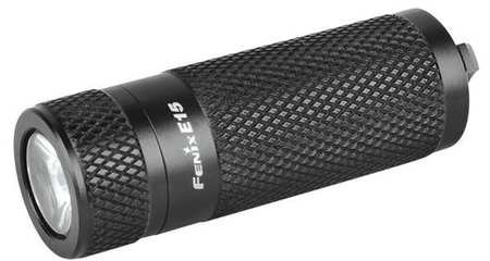 FENIX LIGHTING LED 170 Lumens Black Handheld Flashlight