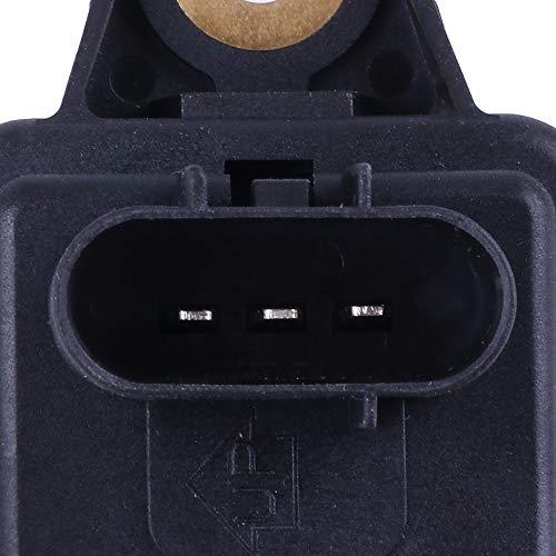 SCITOO EGR Valve EGR Pressure Feedback Sensor ZZP220302 Fits 2010 Ford E-450 E-350 Ford E-250 Super Duty 05-08 Mercury Mariner 04-06 Ford E-350 Super Duty 03-08 Ford Escape