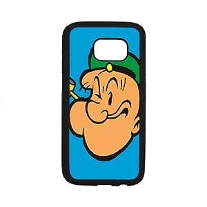 COOL Creative Desktop Popeye the Sailor man CASE For Samsung Galaxy S7 Q99D800815