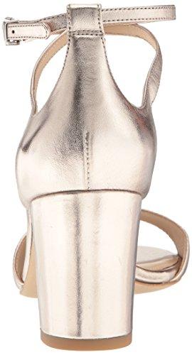 Heel Heel Block Womens Leather Rosegold Sandal Sandal Wendi Block Wendi Via Spiga w18qUZxUI