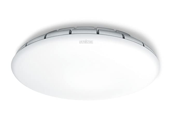 Steinel LED Lámpara de interior RS LED A1 Evo, 11 W Bombilla LED, 360