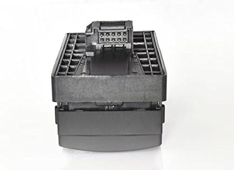 4-fach Fensterheber Schalter Schwarz 4-Türer