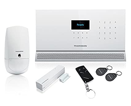 Thomson - 512741 paquete alarma residencial 868 mhz: Amazon ...