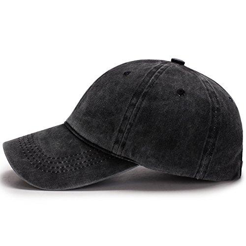 Béisbol Hombre SLGJ Gorras Huesos Caps 100 Caps Algodón de Papa Sombrero Sombreros Caps Mujeres para gZUnwUpqxX