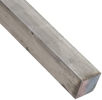 Stainless Steel 316 Square Bar, Annealed Temper, ASTM A276