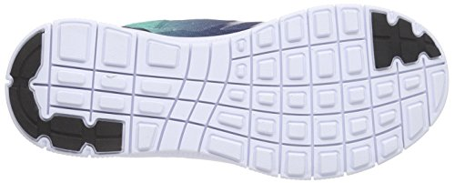 Kempa K-float Scarpe Da Pallamano Per Adulto Unisex Multicolore (verde Giada / Blu Notte)