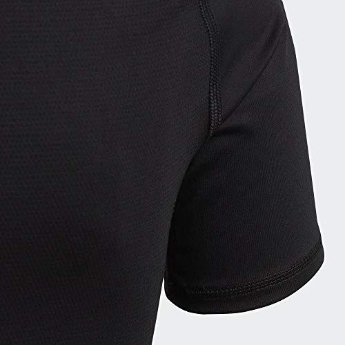 Bambini adidas YB Ask SPR Tee Camicia da Golf