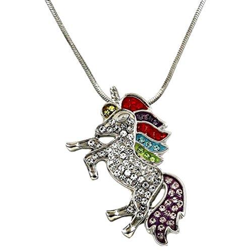 Unicorn Horse Charm - 4