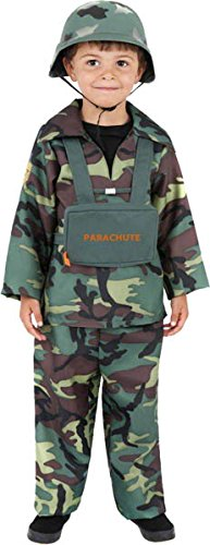 Amazon.com: Army Boy Kids Costume: Toys & Games