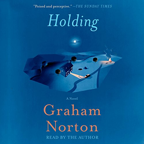 Holding: A Novel by Simon & Schuster Audio