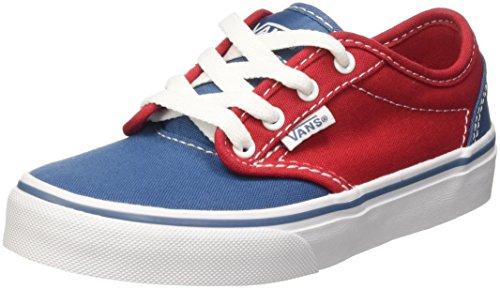 Vans Atwood - Zapatillas Niños Multicolor (2 Tone/red/blue)