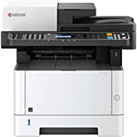Kyocera 1102S42US0 ECOSYS M2540dw Black & White 42ppm Multifunctional Network Printer with Duplex, Copy, Print, Color Scan, Mono Fax, Wireless, Up to Fine 1200 dpi Print Resolution