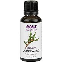 NOW Cedarwood Oil, 1-Ounce
