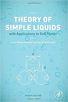 Theory Of Simple Liquids, Fourth Edition: With Applications To Soft Matter Download.zip