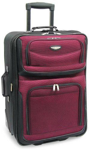upright rolling luggage - 2