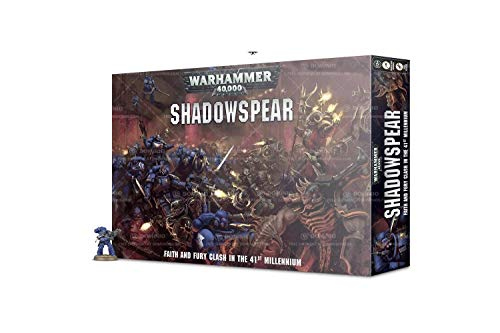 Games Workshop Warhammer 40,000 Shadowspear Box Set from Games Workshop