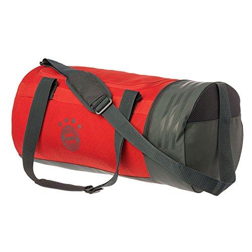 adidas 2018-2019 Bayern Munich Team Bag (Red) by adidas