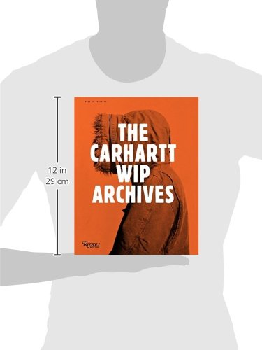 The Carhartt Wip Archives: Work In Progress: Amazon.it: Anna ...