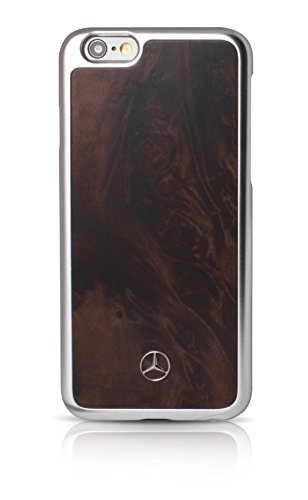 Mercedes Natural Wood Hard Case for iPhone 6/6S - 4.7