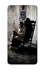 KlPIXgh2303YIqOE Faddish The Conjuring Case Cover For Galaxy S5 With Design For Christmas Day's Gift
