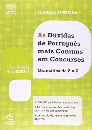 As Dúvidas de Português Mais Comuns em Concursos
