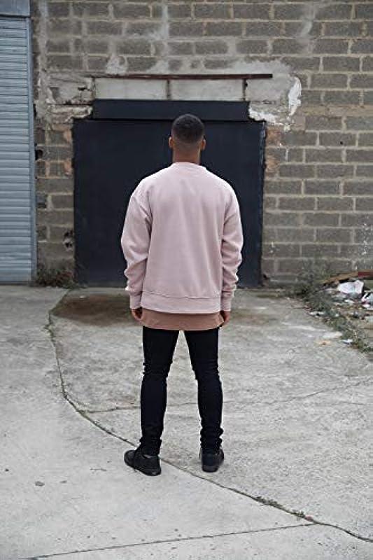 Sixth June męska bluza / sweter oversized - s: Odzież