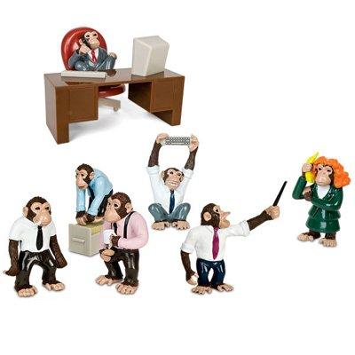 Bay Office Set - Office Monkeys Play Set