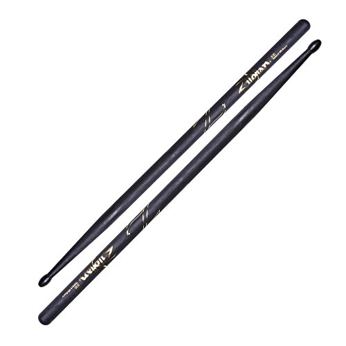 - Zildjian 5B Nylon Black Drumsticks