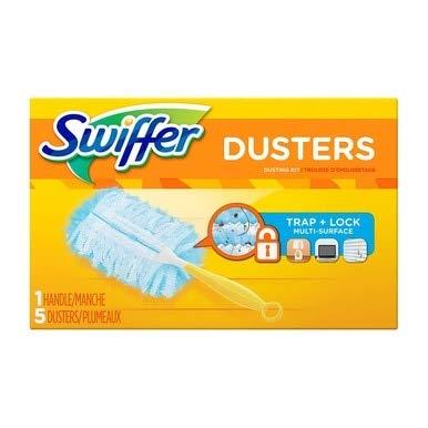 (Dusters Starter Kit, Dust Lock Fiber, 6