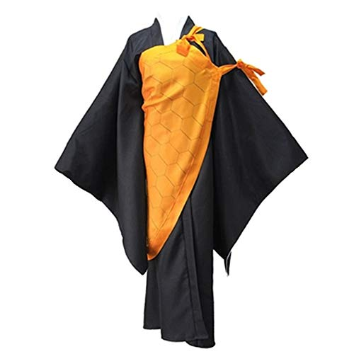 (Anime Master Kongo Cosplay Costume Kimono Outfit (XL))