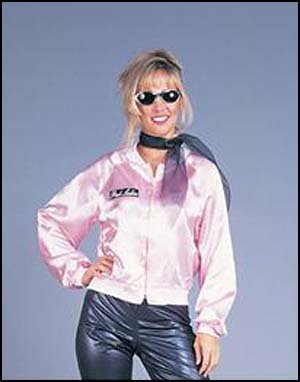 California Costumes Women's The Pink Satin Ladies Adult, Pink, Large