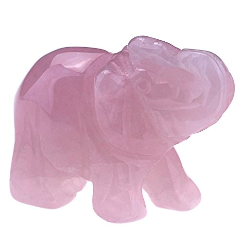 Top Plaza Gemstone Elephant Figurine