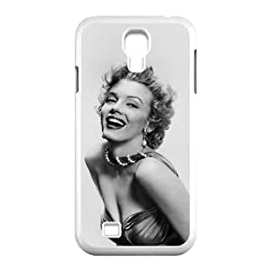 C-EUR Customized Marilyn Monroe Pattern Protective Case Cover for Samsung Galaxy S4 I9500 hjbrhga1544
