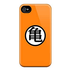Hot Snap-on Dragon Ball Z Hard Covers Cases/ Protective Cases For Iphone 6