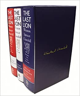 The Last Lion Box Set: Winston Spencer Churchill, 1874
