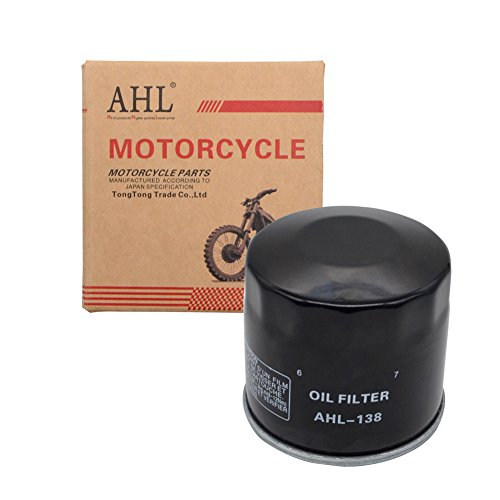 AHL 138 Oil Filter for Suzuki Boulevard M109R LTD. ED. 1783 2007-2009 2011-2013