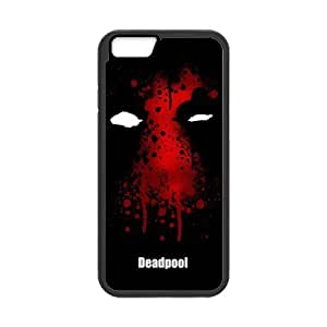 iPhone 6 Protective Case - Deadpool Hardshell Cell Phone Cover Case for New iPhone 6