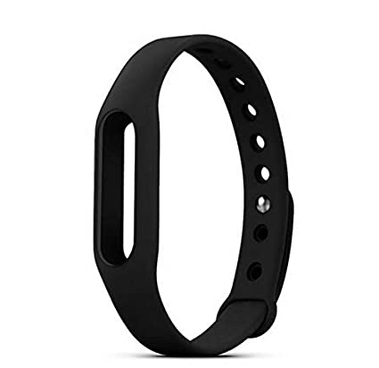 Felix MI Band 2 Replacement Band Strap for MI 2 Fitbit (Black)