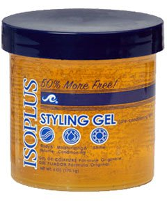 Isoplus Styling Gel (Pre-conditioning Light) 32oz