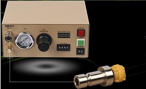 220V Automatic Digital Dispensing Epoxy machine Dispenser 0.0001ml 0.01-99.99s